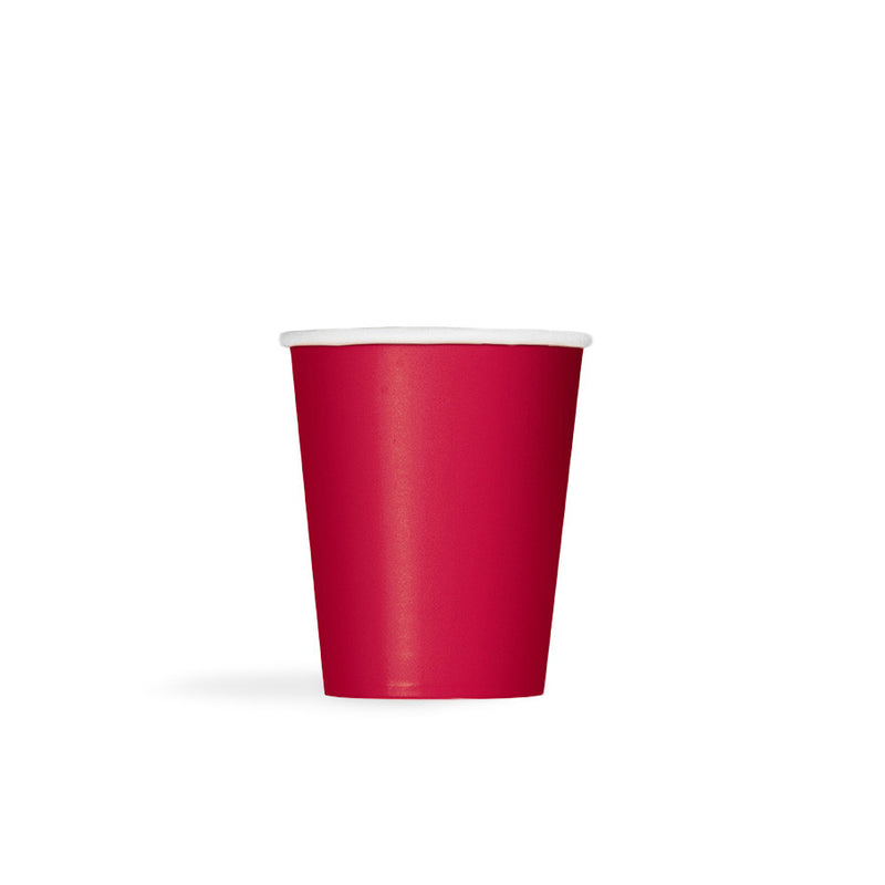 Ruby Red Paper Cups  Party Cups Hello Party - All you need to make your party perfect!  - Hello Party