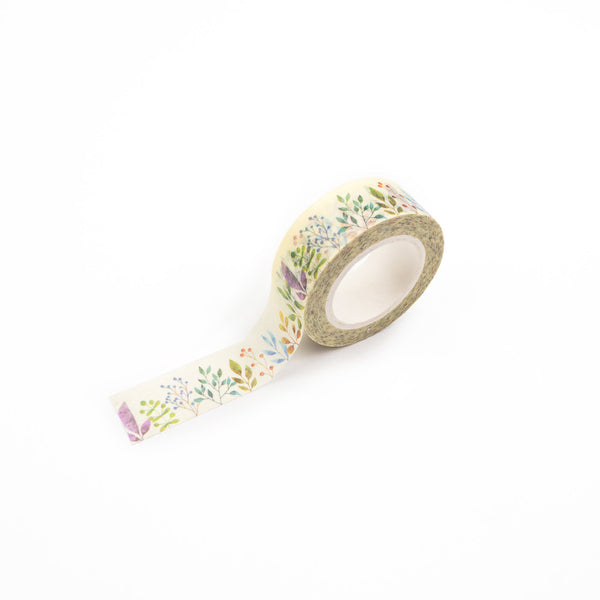 Botanical Border Washi Tape  Washi Tape Hello Party Essentials - Hello Party