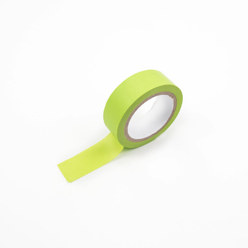 Lime Green Washi Tape  Washi Tape Hello Party Essentials - Hello Party