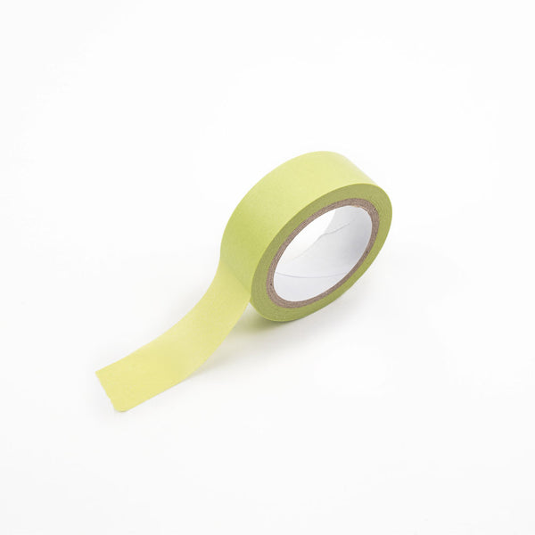Light Green Washi Tape