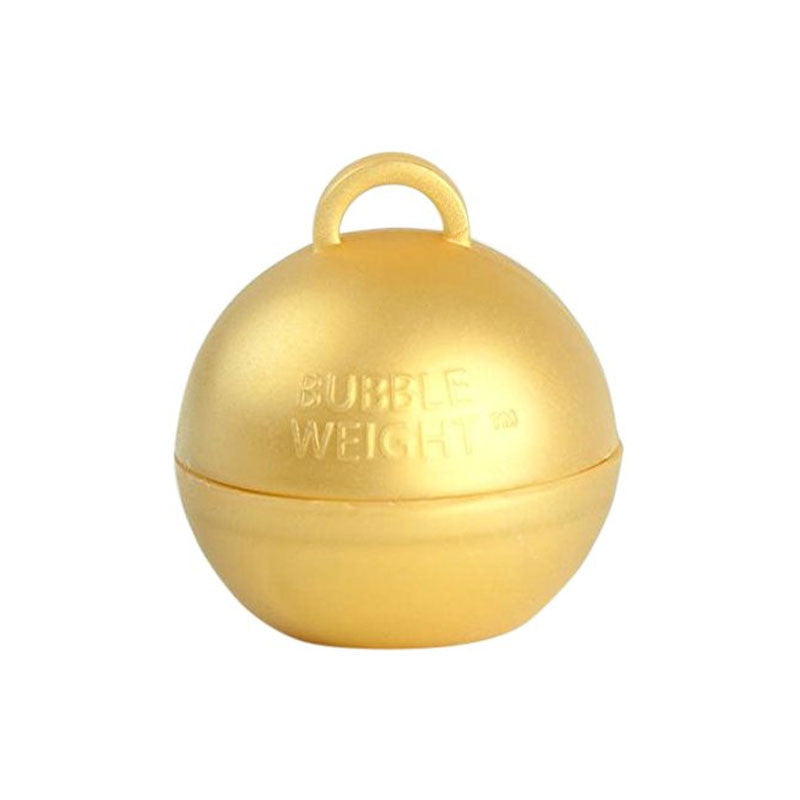 35g Gold Bubble Weight  Balloon Weight Hello Party Essentials - Hello Party