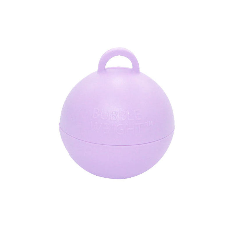 35g Lilac Bubble Weight  Balloon Weight Hello Party Essentials - Hello Party