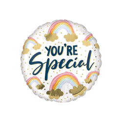 You're Special Round Foil Balloon