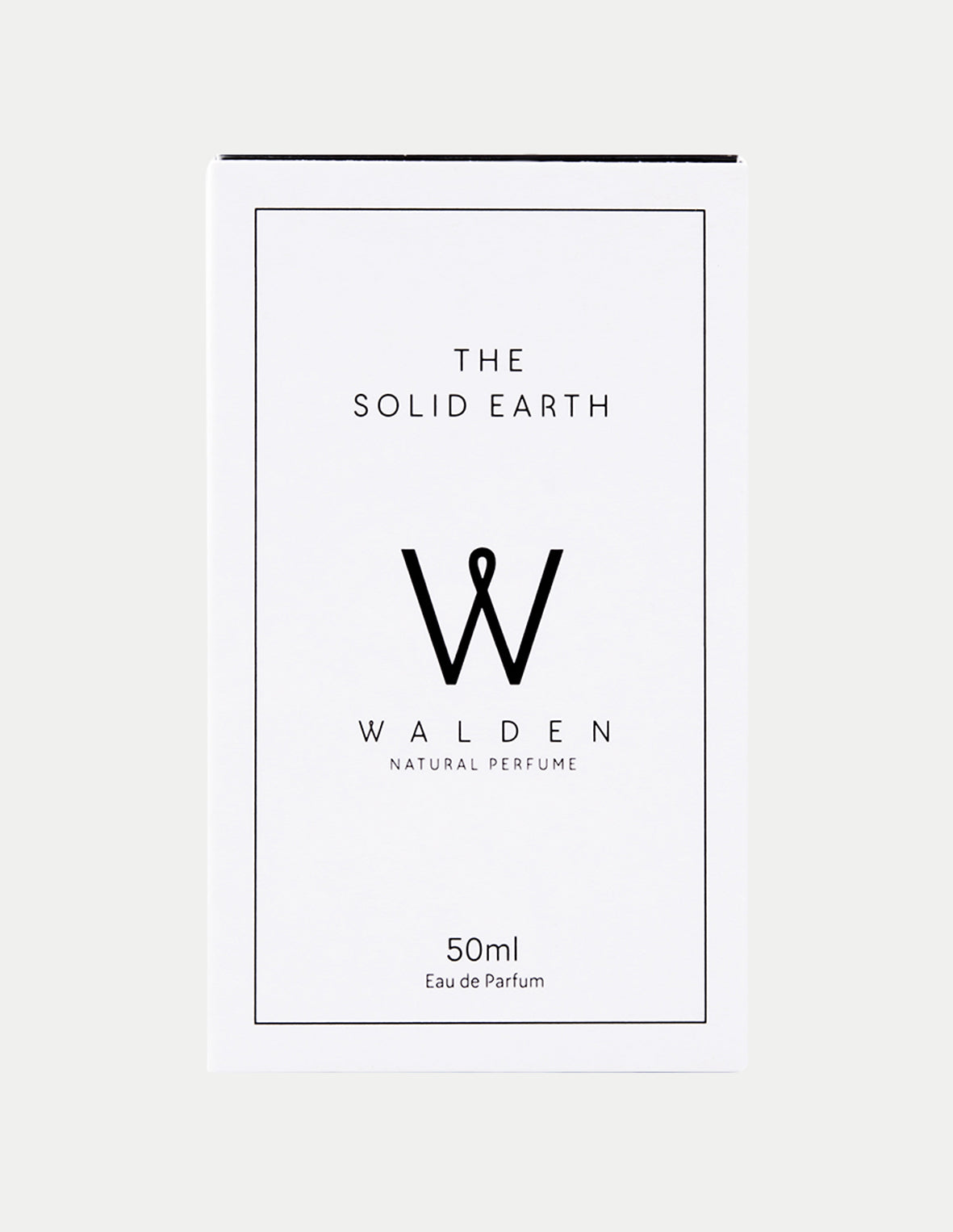 """The Solid Earth"" Eau de Parfum"