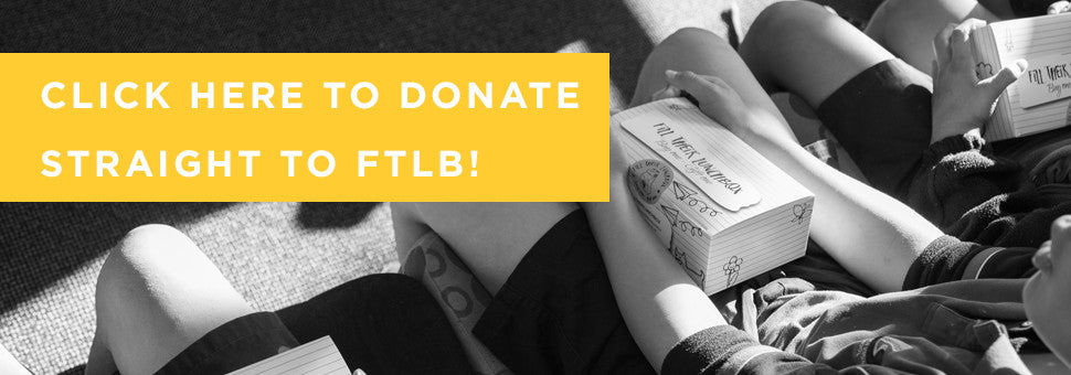 Donate to FTLB NOW!