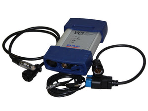 DAF DEALER LEVEL DIAGNOSTICS SYSTEM MUX-560