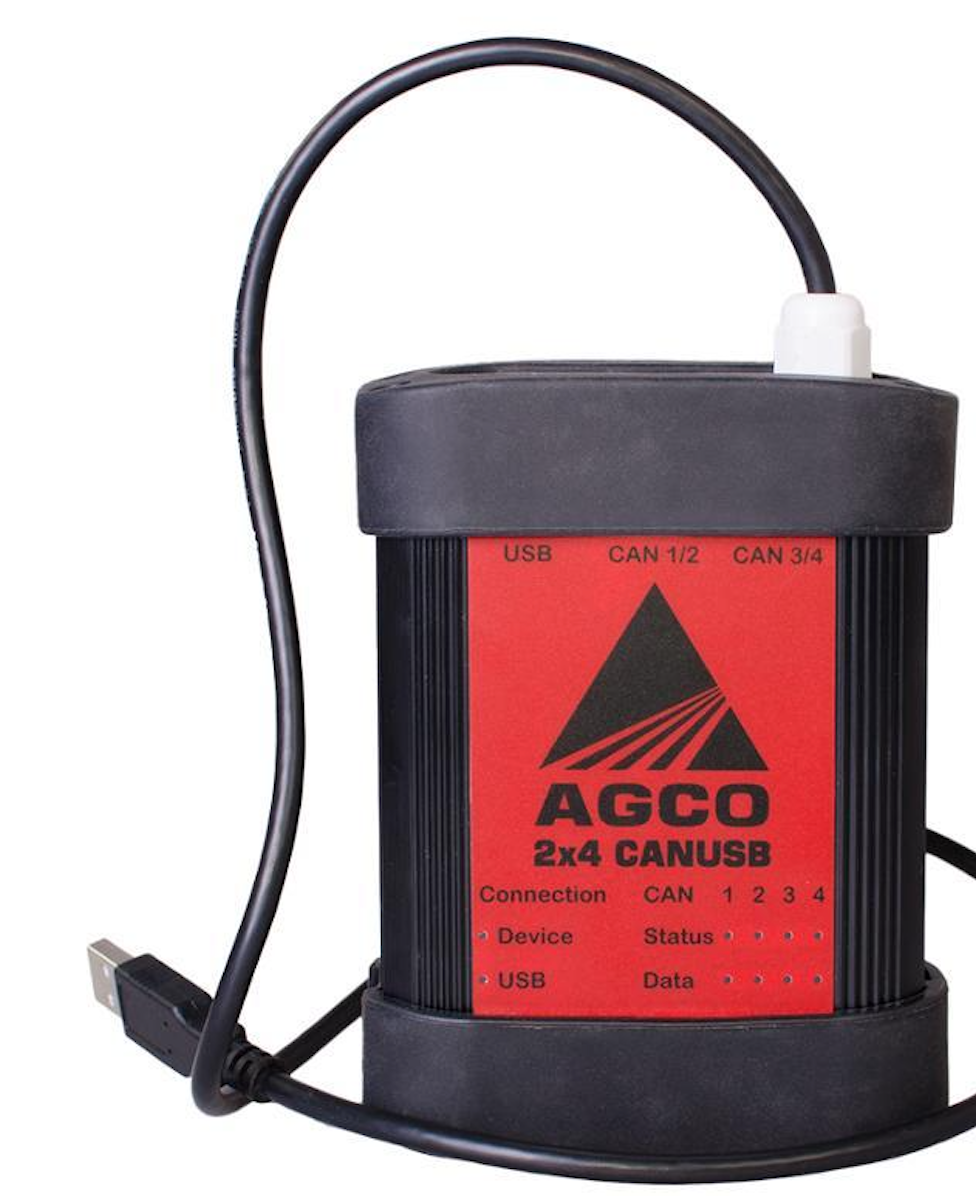 AGCO DIAGNOSTIC KIT (CANUSB)
