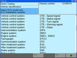 DAF DEALER LEVEL DIAGNOSTICS SYSTEM VCI LITE
