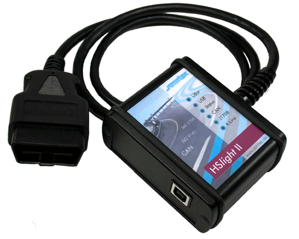 FORD CARGO DIAGNOSTIC KIT (HS Light II)