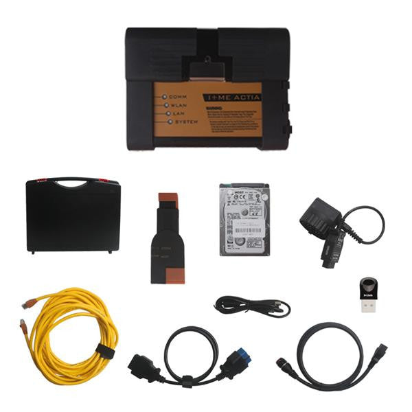 ICOM A2+B+C For BMW ICOM A2 WIFI Diagnostic and Programming Tool with Software