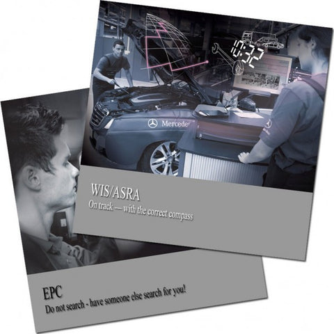 MERCEDES EWANET PARTS CATALOG AND WORKSHOP SYSTEM