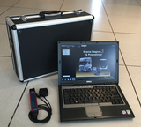 Scania VCI3 WIFI SDP3 Truck Diagnostic LAPTOP latest version V2.35 ALL CABLES
