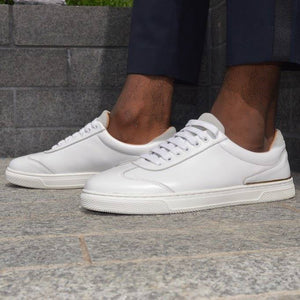 Suavemien Low's 1.0 - White