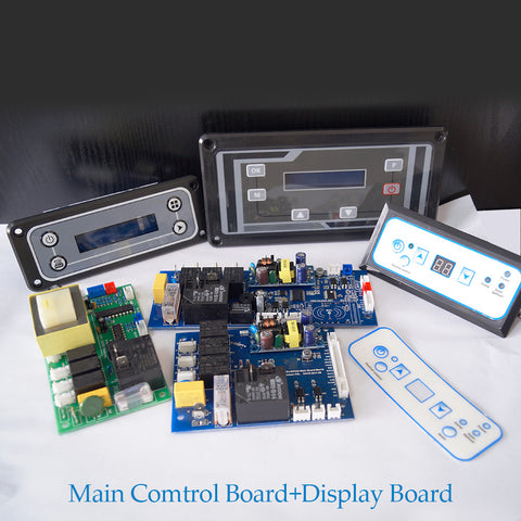 Main control board+display board for commercial restoration dehumidifier Storm LGR Extreme 85 Pint