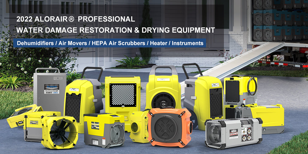Flood and Water Damage Restoration Product