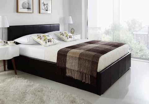 Siesta space saving ottoman bed with under bed storage