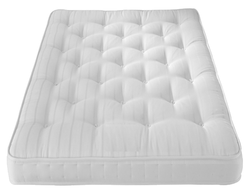 4FT6 Economy Bonnell Open Coil Sprung Mattress