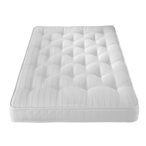Economy Bonnell Open Coil Sprung Mattress - 4 Sizes