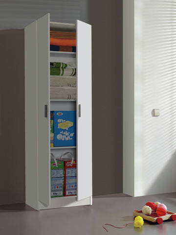 VITA Utility 2 Door Cupboard - 2 Colours - Online4furniture