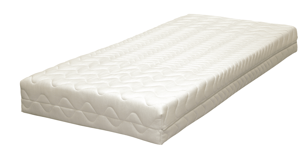 4FT6 Economy Bonnell Open Coil Sprung & Memory Foam Combination Mattress