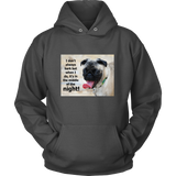 Cheeky Pug - Hoodie - Pet's Finest