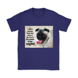 Cheeky Pug - Ladies - Pet's Finest