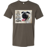 Cheeky Pug - Mens - Pet's Finest