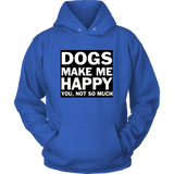 Happy - Unisex Hoodie - Pet's Finest
