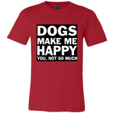 Happy - Mens T Shirt - Pet's Finest