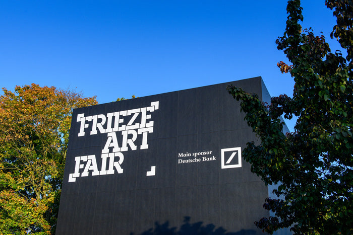 Frieze London Art Fair 2016