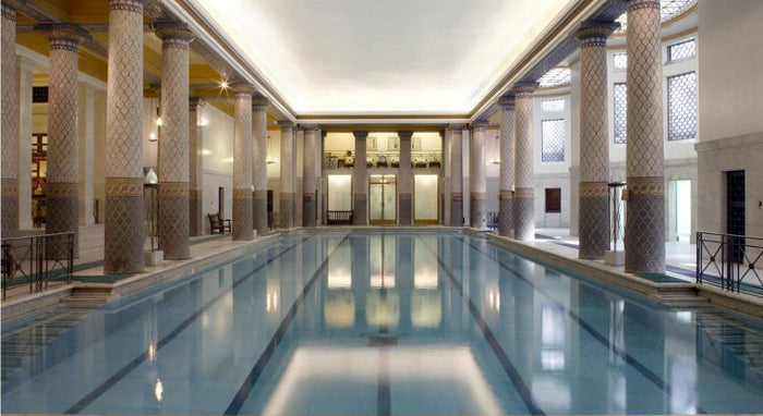 The Royal Automobile Club pool