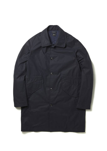 Shop Coat in Navy