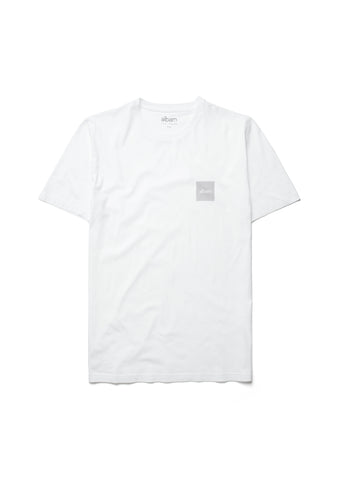 Decade Tee in Optic White