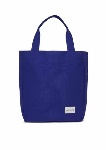 Canvas Tote in Blue