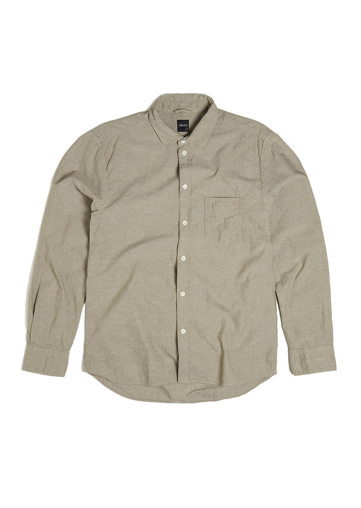 City Shirt in Olive