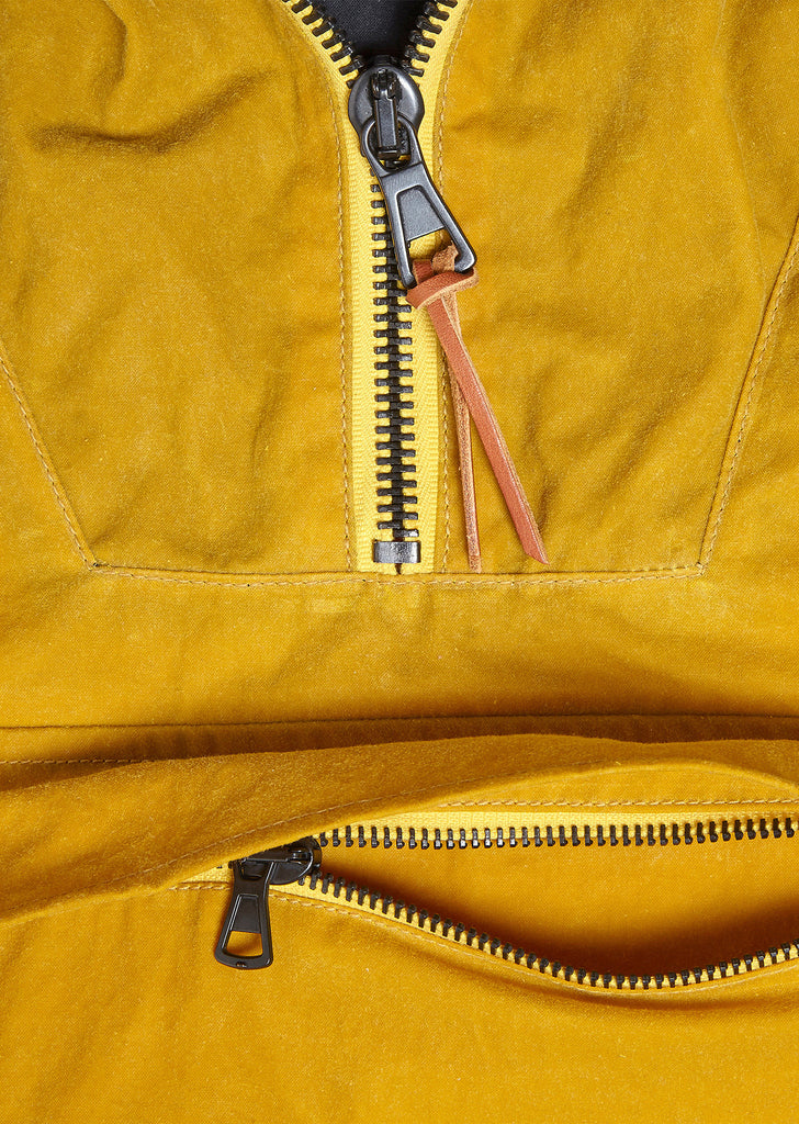 Foul Weather Smock in Mustard