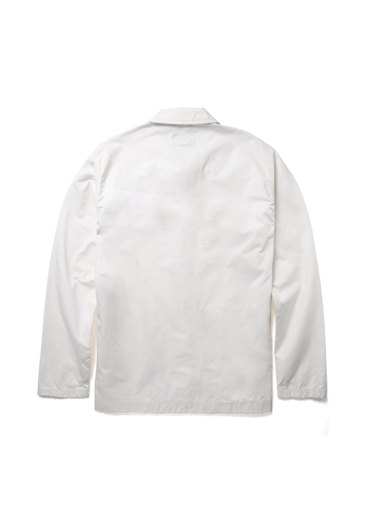 Loco Work Jacket in White