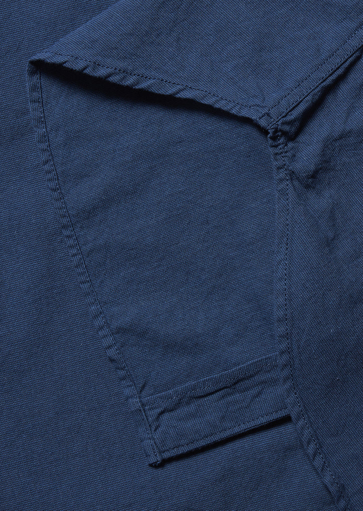 Panama Shirt in Indigo