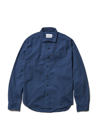 Correspondents Shirt in Indigo