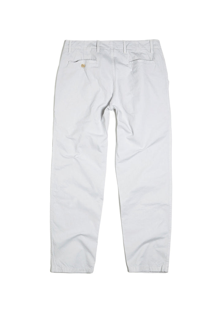 Alternate Rake Trouser in Sail White