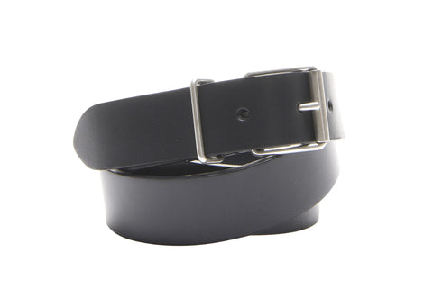 Andersons Dress Belt in Black Leather
