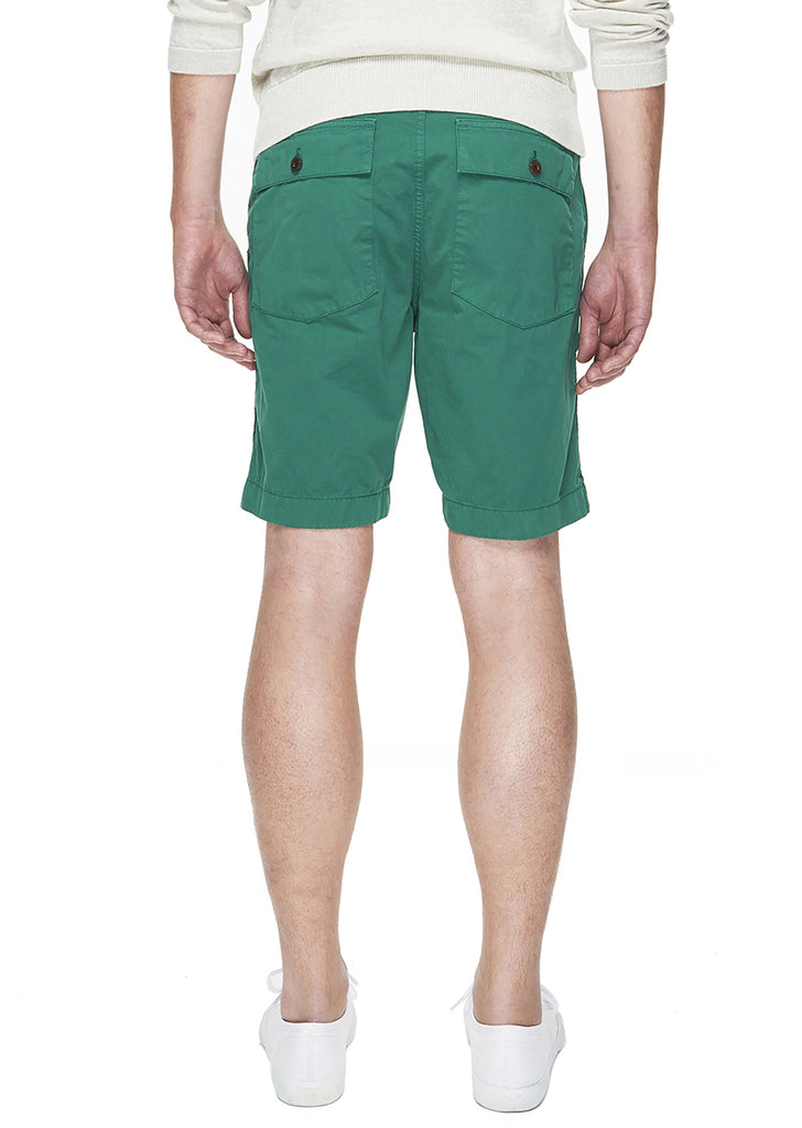 Utility Short in Emerald