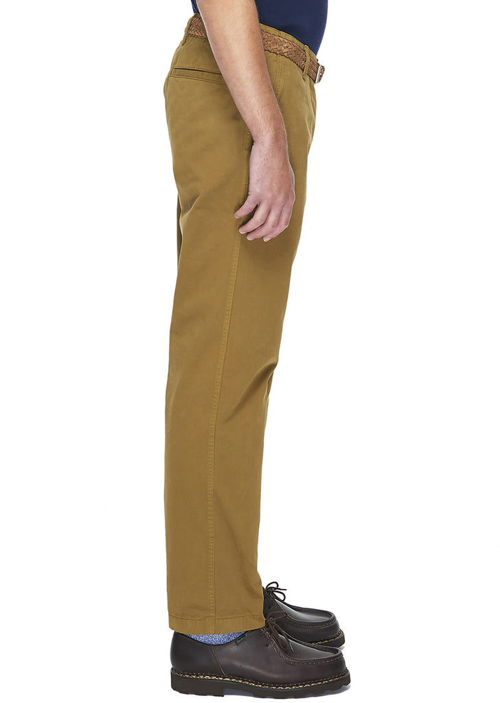 Spring Trouser in Olive