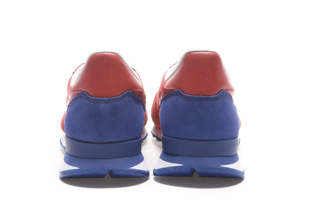 Nike Internationalist in Red/Royal Blue