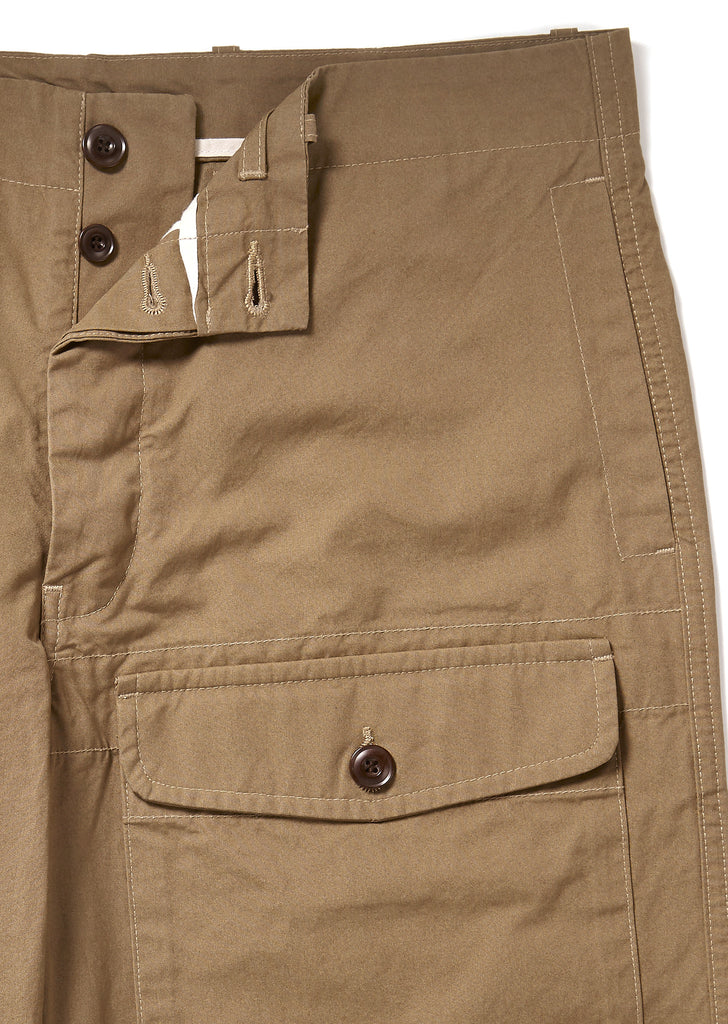 Coverall Trouser in Coyote Brown