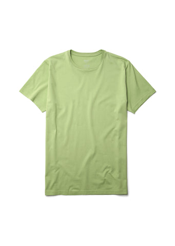 Classic T-Shirt in Apple Green
