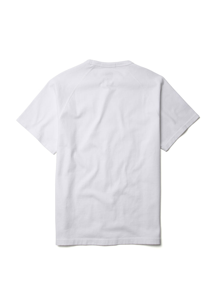Athletic T-Shirt in White