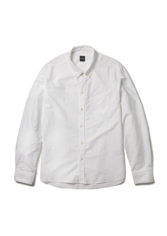 Cousteau Shirt in White
