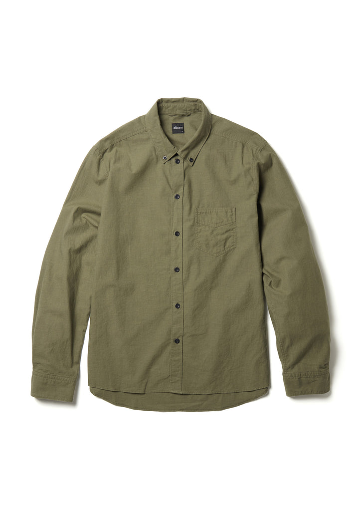 Cousteau Shirt in Olive