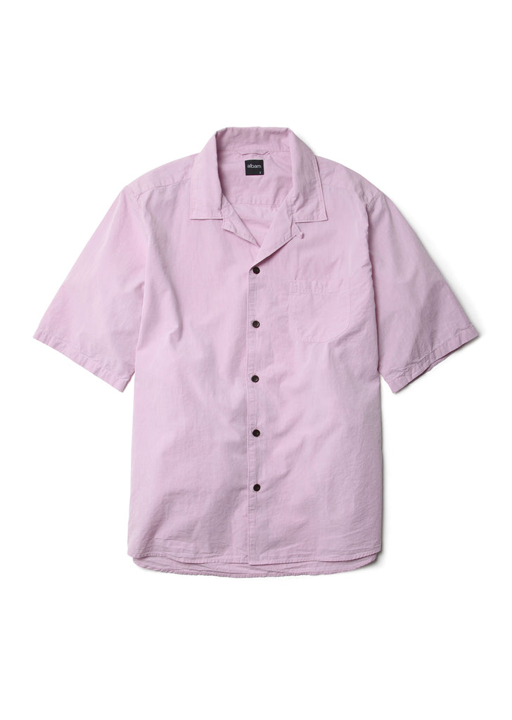 Panama Shirt in Pink